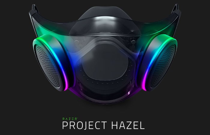 Project Hazel Razer facemask