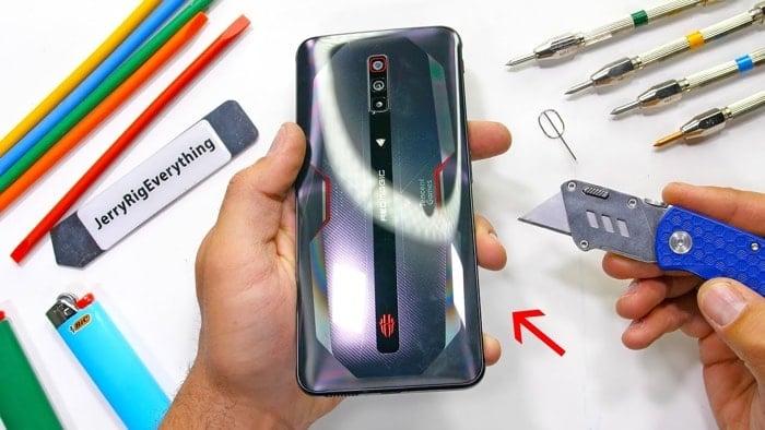 Red Magic 6 gaming smartphone