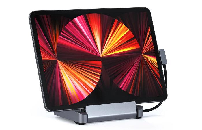 Satechi folding iPad stand