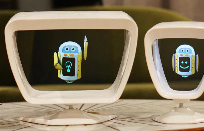 AI companion robot