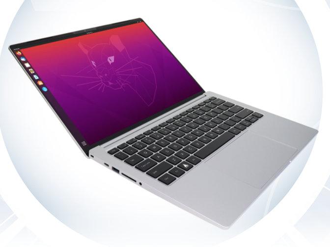 Slimbook Linux laptop