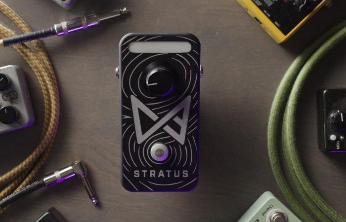 Stratus smart stompbox