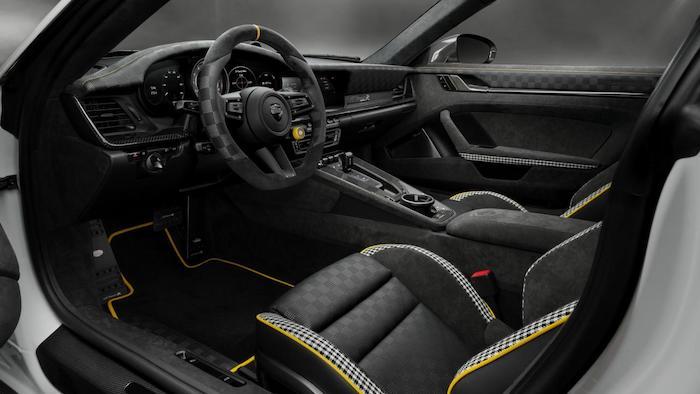 TechArt GTstreet R Porsche 911 Turbo S