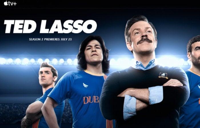 Ted Lasso season two