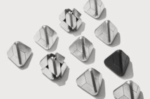 Tetra mechanical puzzle