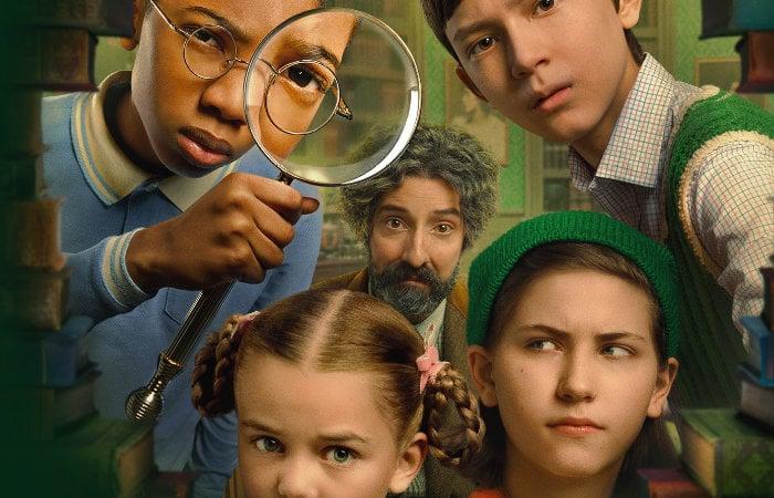 The Mysterious Benedict Society TV Series Disney