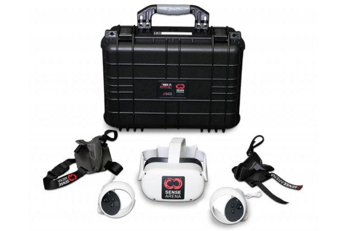 hockey VR trainer