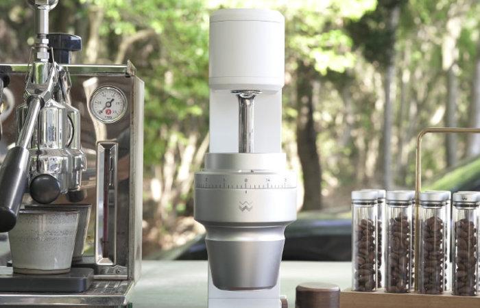 Weber Key coffee grinder