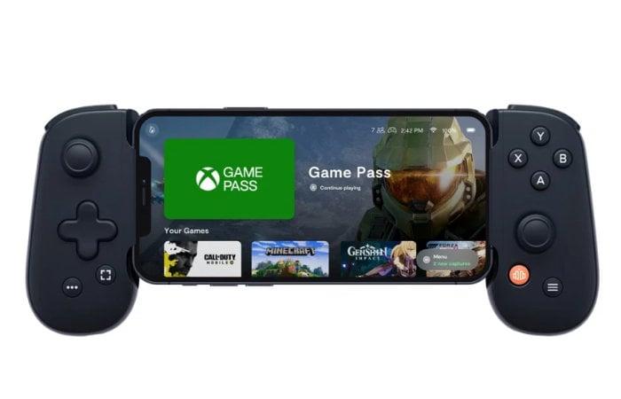 Xbox mobile Backbone One iOS controller