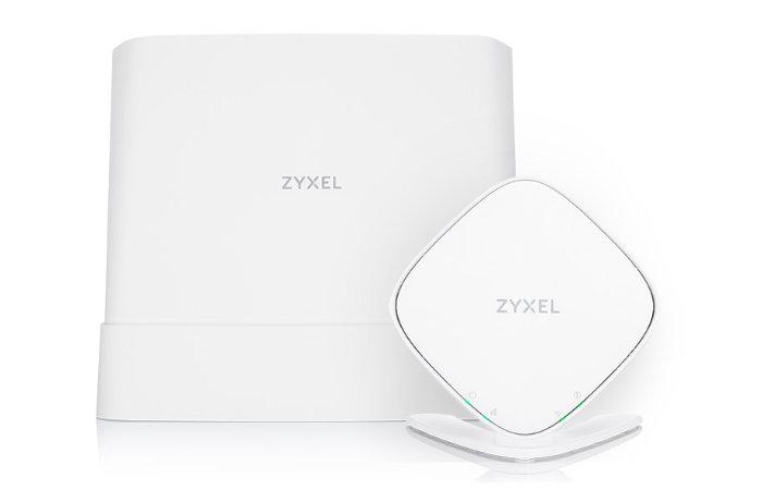 Zyxel Communications WiFi 6 Mesh range