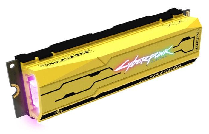 cyberpunk SSD