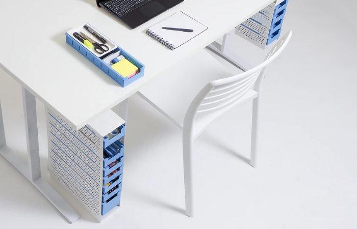 Otis desk organizer Kickstarter
