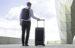 fingerprint lock suitcase