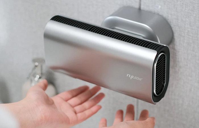 Nyuair automatic hands dryer