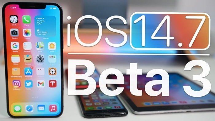 iOS 14.7 beta 3