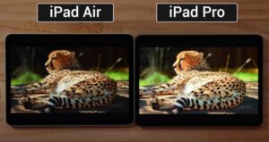 iPad Pro vs iPad Air