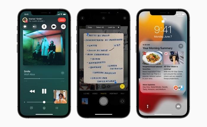 iOS 15 beta 2 and iPadOS 15 beta 2