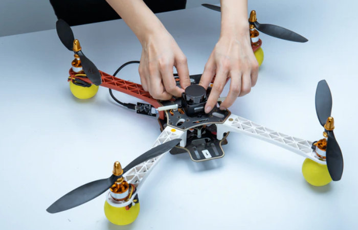 lidar scanner for drones