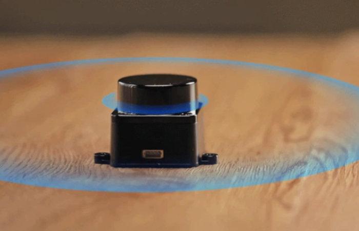 lidar scanner sensor