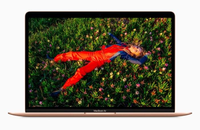 high end Apple MacBook Air