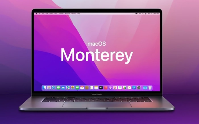 macOS Monterey features