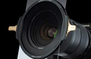 M1 square camera filter