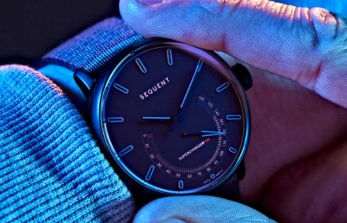 self charging watch