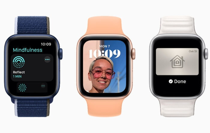 watchOS 8 beta 2