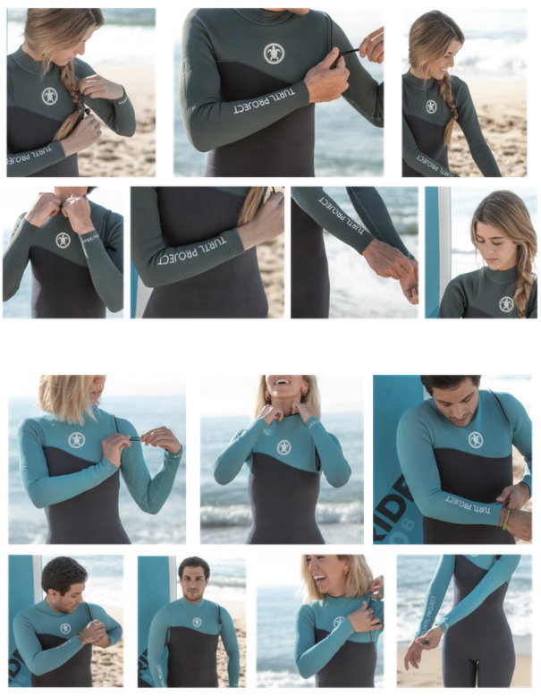 eco-friendly wetsuit for women