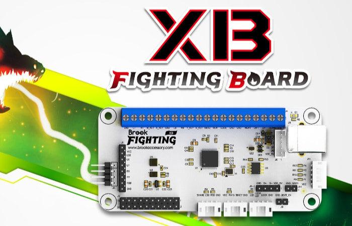 XB Fighting Board xbox arcade controller