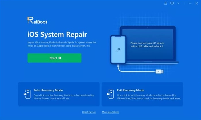 repair iPhone