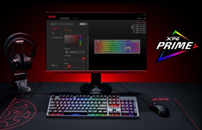 ADATA XPG MAGE gaming mechanical keyboard