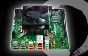 AMD 4700S 8-Core processor desktop PC kit