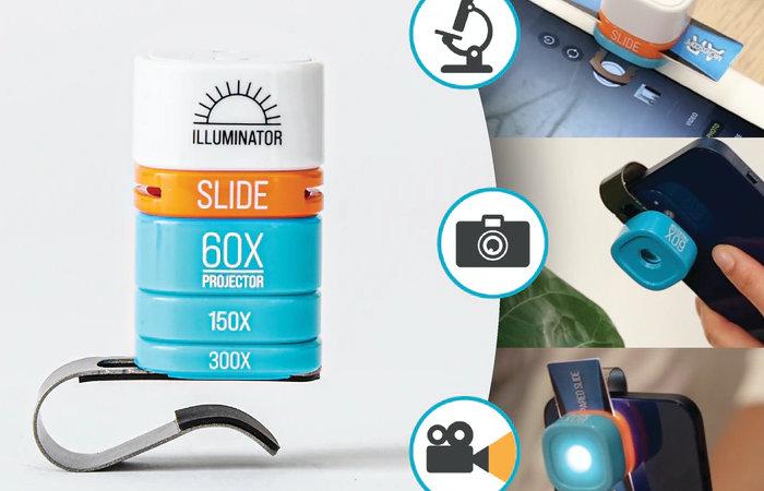 AR Micro-Blocks augmented reality microscope