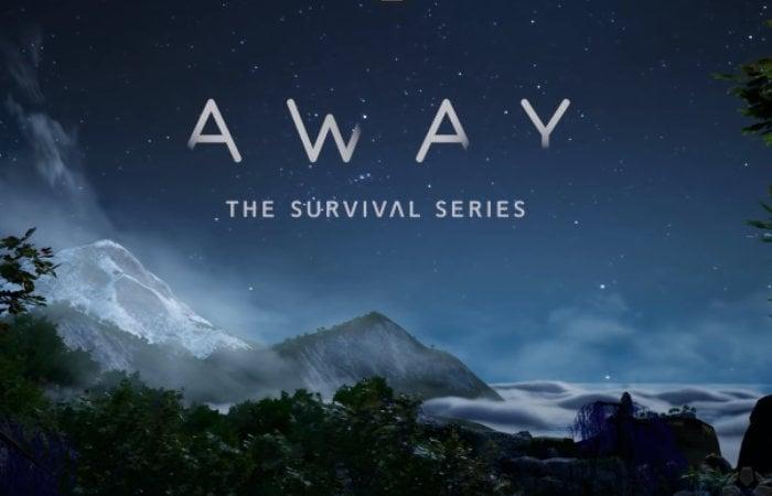 AWAY survival game