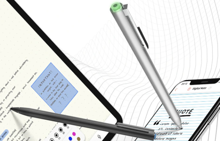 Adonit Dash 4 tablet and smartphone stylus pen