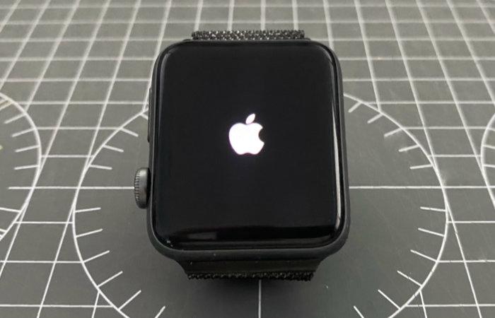 Apple watch restarting with Apple Logo