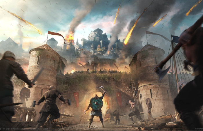 Assassins Creed Valhallas Siege of Paris expansion