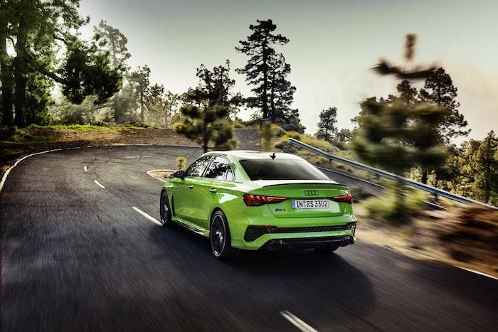 Audi RS 3 Sedan and Sportback