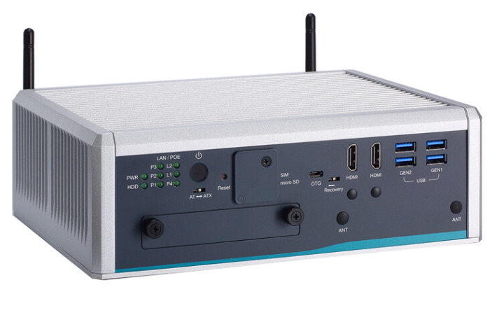 Axiomtek fanless mini PC AIE900-902-FL