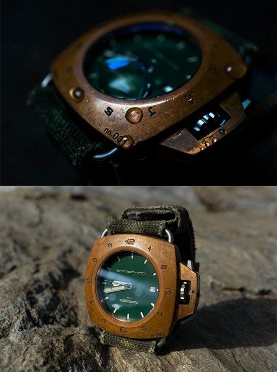 BATISCAFO diving watch