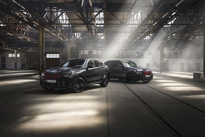 BMW X5, BMW X6 and BMW X7