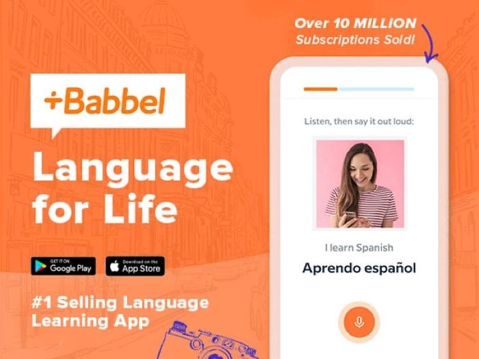 Babbel Language Learning
