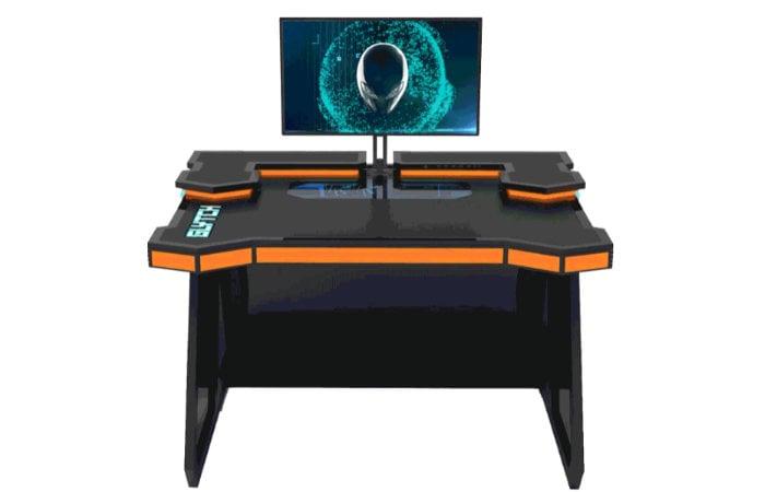 Battle Station desk