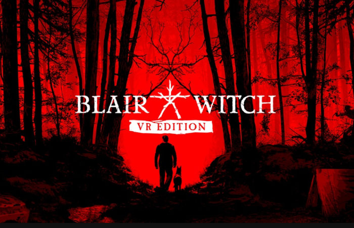 Blair Witch VR horror game Oculus Rift Edition