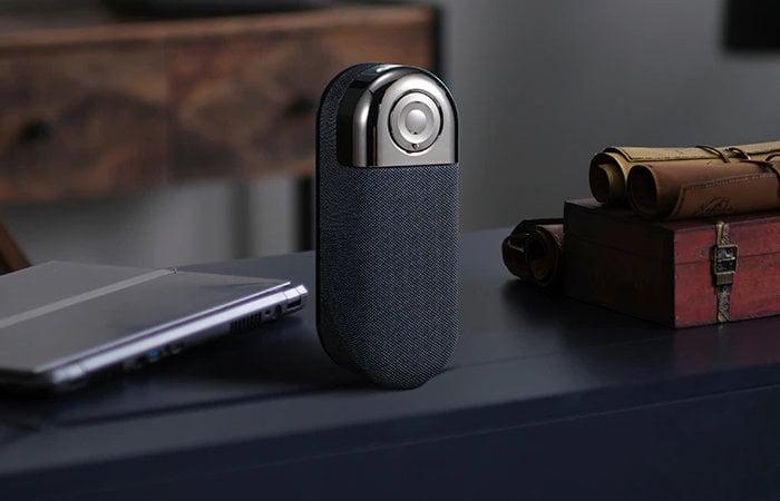 Compact portable Bluetooth 5.0 speaker