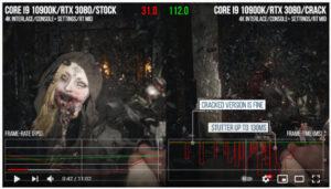 Cracked Resident Evil Village game