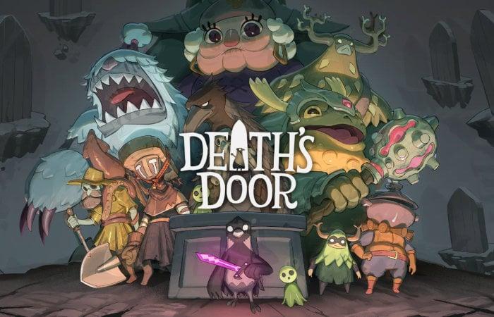 Death's Door gameplay from Acid Nerve