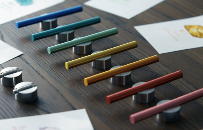 Drillog dip pen color range