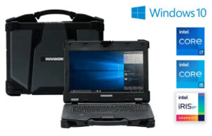 Durabook Z14I rugged laptop unveiled for challenging environments